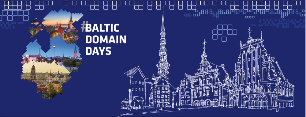 Baltic domain days logo